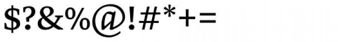 Greta Text Pro Regular Min Font OTHER CHARS