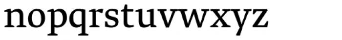 Greta Text Pro Regular Min Font LOWERCASE