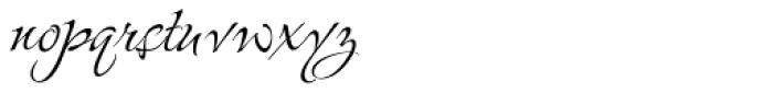 GreyQo Font LOWERCASE
