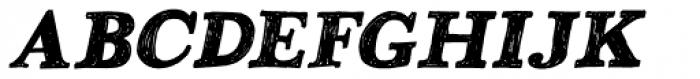 Greyfriars Italic Font UPPERCASE