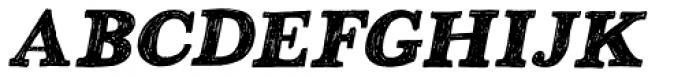 Greyfriars Italic Font LOWERCASE