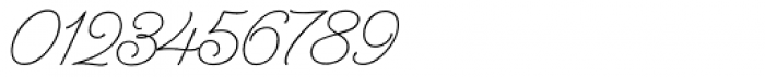 Greyhound Script Font OTHER CHARS