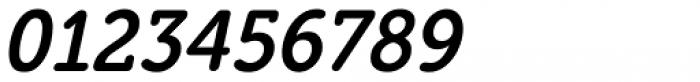 Grifa Slab Italic Font OTHER CHARS