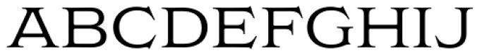 Griffon Light Font UPPERCASE