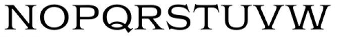 Griffon Light Font LOWERCASE