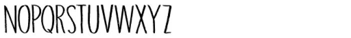 Grigory Regular Font LOWERCASE