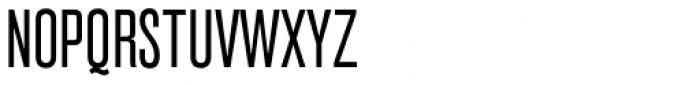 Grillmaster Condensed Light Font UPPERCASE