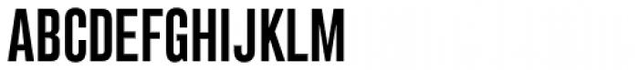 Grillmaster Condensed Medium Font UPPERCASE
