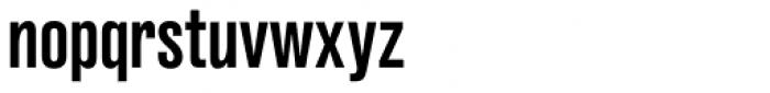 Grillmaster Condensed Medium Font LOWERCASE