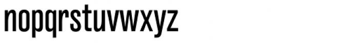 Grillmaster Condensed Regular Font LOWERCASE