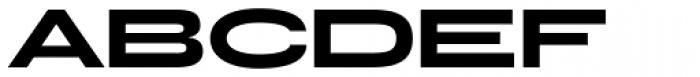 Grillmaster Expanded Black Font UPPERCASE