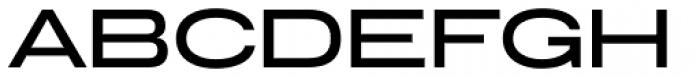 Grillmaster Extended Medium Font UPPERCASE