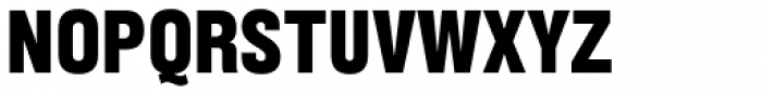 Grillmaster Narrow Black Font UPPERCASE