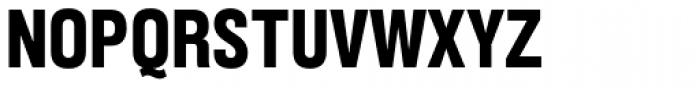 Grillmaster Narrow Extra Bold Font UPPERCASE