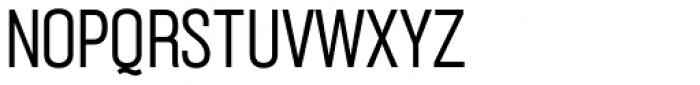 Grillmaster Narrow Light Font UPPERCASE