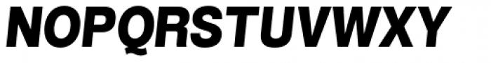 Grillmaster Regular Black Italic Font UPPERCASE