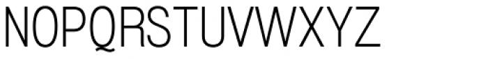 Grillmaster Regular Extra Light Font UPPERCASE
