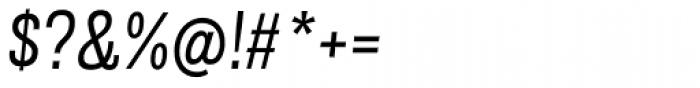 Grillmaster Regular Light Italic Font OTHER CHARS