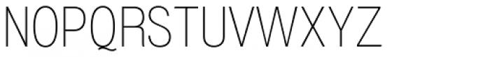 Grillmaster Regular Thin Font UPPERCASE