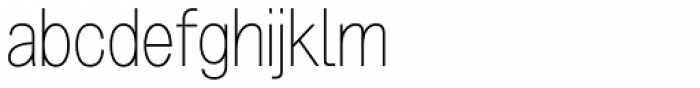 Grillmaster Regular Thin Font LOWERCASE