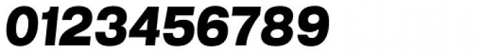 Grillmaster Semi Wide Black Italic Font OTHER CHARS