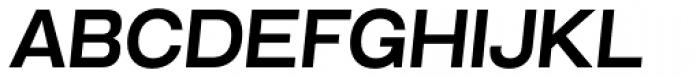 Grillmaster Semi Wide Bold Italic Font UPPERCASE
