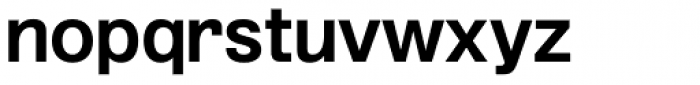 Grillmaster Semi Wide Bold Font LOWERCASE