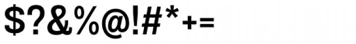 Grillmaster Semi Wide Medium Font OTHER CHARS