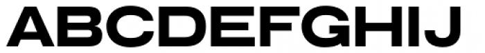 Grillmaster Wide Black Font UPPERCASE