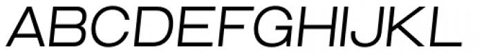 Grillmaster Wide Light Italic Font UPPERCASE