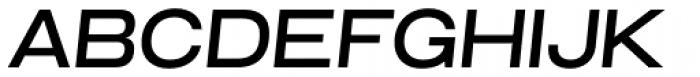 Grillmaster Wide Medium Italic Font UPPERCASE
