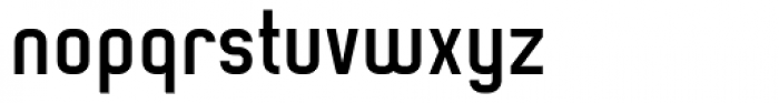 Gringo Sans Medium Narrow Font LOWERCASE
