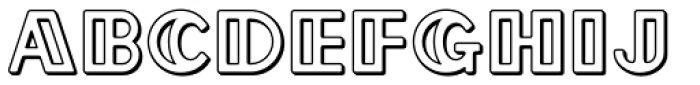 Grippo Font LOWERCASE