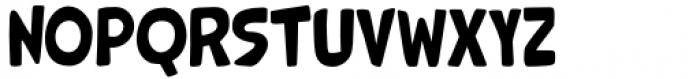 Grok Slim Font UPPERCASE