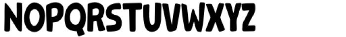 Grok Slim Font LOWERCASE