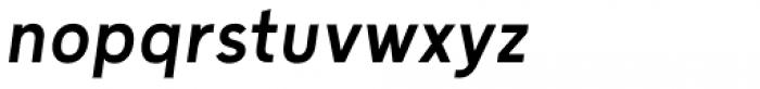 Grold Slim Italic Font LOWERCASE