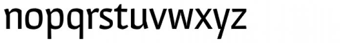 Gross Kunst Display Font LOWERCASE