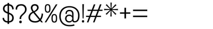 Grota Sans Alt Book Font OTHER CHARS