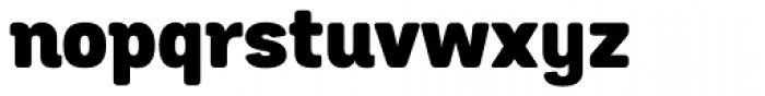 Grota Sans Alt Rounded Black Font LOWERCASE