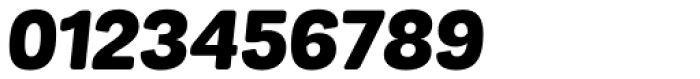 Grota Sans Alt Rounded Heavy Italic Font OTHER CHARS