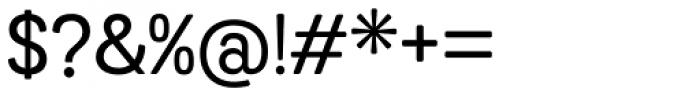 Grota Sans Rounded Medium Font OTHER CHARS