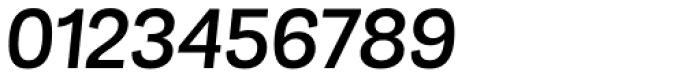 Grota Sans Semi Bold Italic Font OTHER CHARS