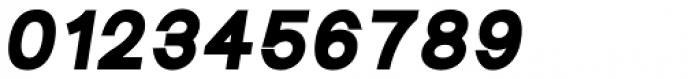 Groteska Heavy Italic Font OTHER CHARS