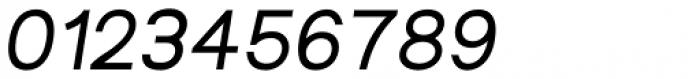Groteska Italic Font OTHER CHARS
