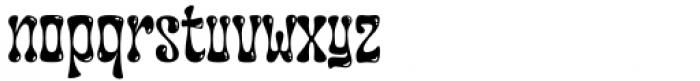 Groupie Gloss Font LOWERCASE