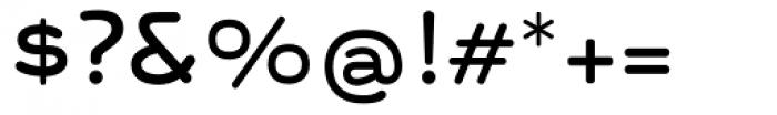 Grover Regular Font OTHER CHARS