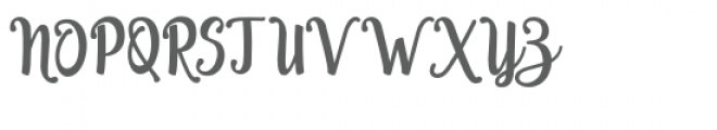Grafiteg Font UPPERCASE