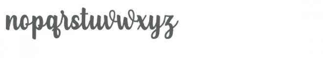 Grafiteg Font LOWERCASE