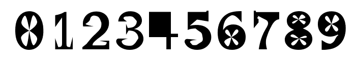 Gscript Font OTHER CHARS
