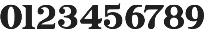 GT Crotila Display otf (400) Font OTHER CHARS
